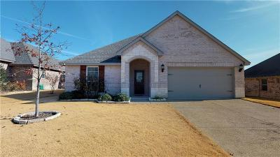 Benbrook Single Family Home For Sale: 7209 Prestwick Terrace