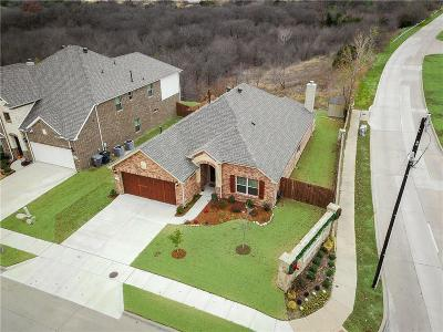 Dallas Single Family Home Active Option Contract: 5755 Mountain Hollow Drive