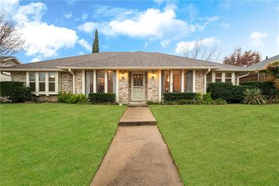 Carrollton Single Family Home For Sale: 1942 Westminster Drive