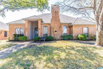 Single Family Home For Sale: 6716 Lovington Drive