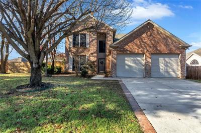 Denton County Single Family Home For Sale: 775 N Chestnut Drive