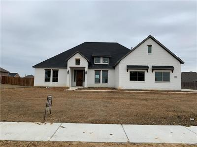 Waxahachie Single Family Home For Sale: 349 Equestrian Drive