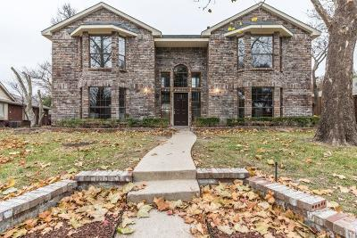 Plano Single Family Home For Sale: 6805 Newell Avenue