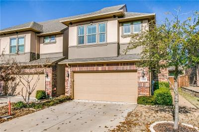 Allen Townhouse Active Option Contract: 1036 Audrey Way
