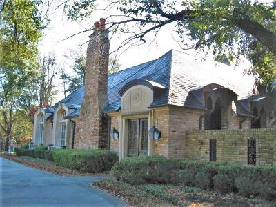 Dallas Single Family Home For Sale: 5432 Bent Tree Drive