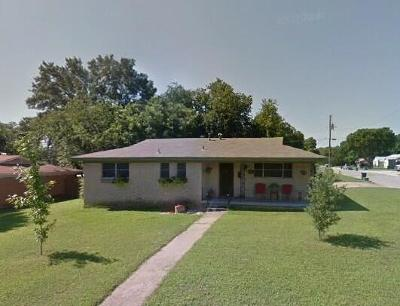 Haltom City Single Family Home Active Option Contract: 4700 Nadine Drive