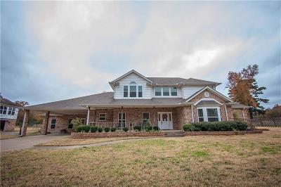 Jacksonville Single Family Home For Sale: 877 Cr 3113
