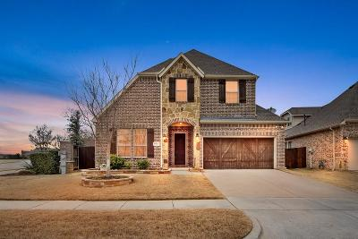 McKinney Single Family Home For Sale: 10444 Old Eagle River Lane