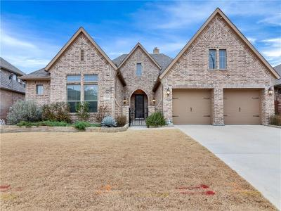 Fort Worth Single Family Home For Sale: 14409 Seventeen Lakes Boulevard