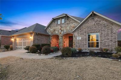 Wylie Single Family Home Active Option Contract: 3032 Francesca Drive