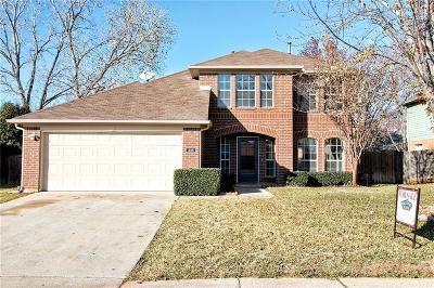 Lake Dallas Single Family Home For Sale: 335 Stately Oak Lane