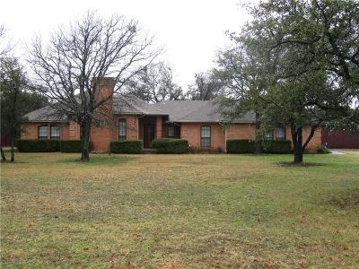 Willow Park Single Family Home For Sale: 504 Big Creek Road