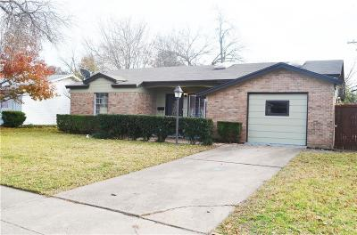 Irving Single Family Home For Sale: 2014 Ridgewood Street
