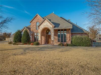 Collin County Single Family Home For Sale: 2712 Oakwood Drive