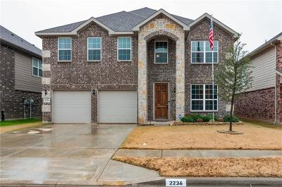 Fort Worth Single Family Home For Sale: 2236 Juarez Drive