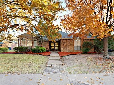 Rowlett Single Family Home For Sale: 8802 Briarwood Drive