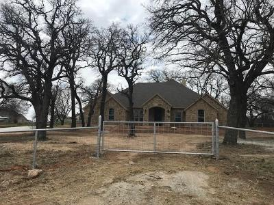 Weatherford Single Family Home For Sale: 4950 Mineral Wells Highway