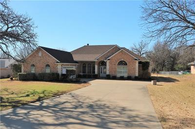 Weatherford Single Family Home For Sale: 116 Sanchez Creek Court
