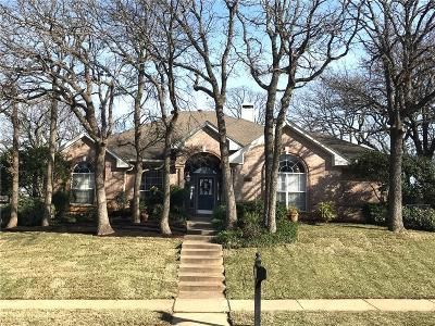 North Richland Hills Single Family Home For Sale: 8616 Shadybrooke Drive