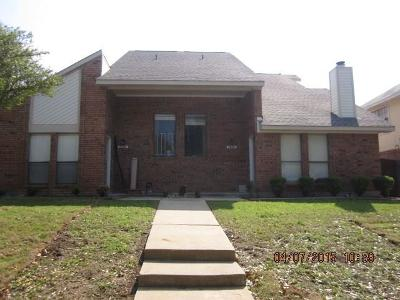Frisco Residential Lease For Lease: 7640 Kings Ridge