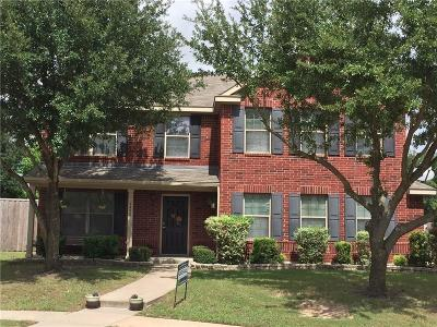 Rockwall Single Family Home For Sale: 3490 Hawthorne Trail