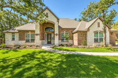 Denton County Single Family Home For Sale: 138 Dogwood Drive
