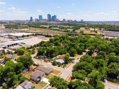 Fort Worth Residential Lots & Land Active Option Contract: 1916 Carver Avenue