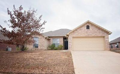 Tyler Single Family Home Active Option Contract: 7347 Rockpoint Lane