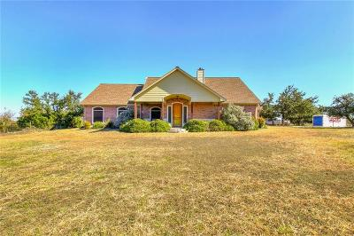 Weatherford Single Family Home For Sale: 501 Johnson Bend Road