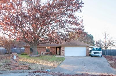 Crowley Single Family Home For Sale: 224 Strickland Court