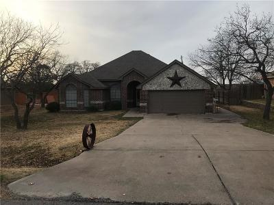 Granbury Single Family Home For Sale: 4008 Angelina Court N