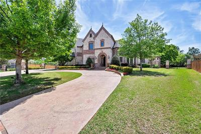 Southlake TX Single Family Home For Sale: $1,899,000