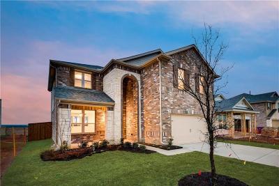Aubrey Single Family Home For Sale: 2737 Tobias Lane