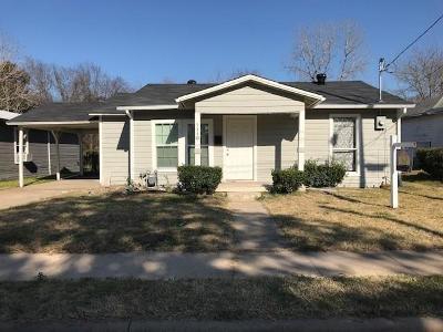Dallas Single Family Home For Sale: 5340 Bourquin Street