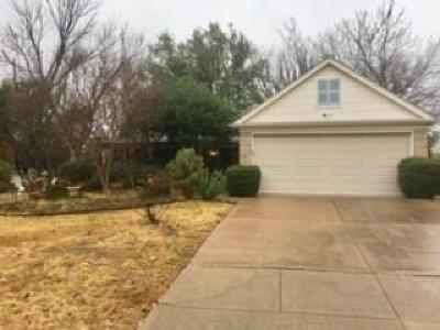 Grand Prairie Single Family Home Active Option Contract: 2342 Warwick Avenue