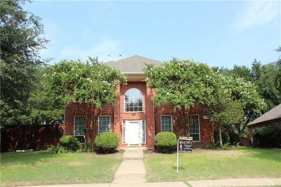 Frisco Single Family Home For Sale: 4416 Brett Drive