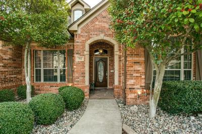 Grapevine Single Family Home For Sale: 712 Cabernet Court