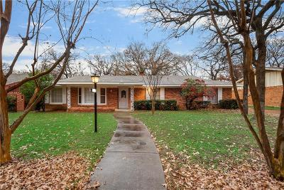 Fort Worth Single Family Home For Sale: 6709 Gary Lane