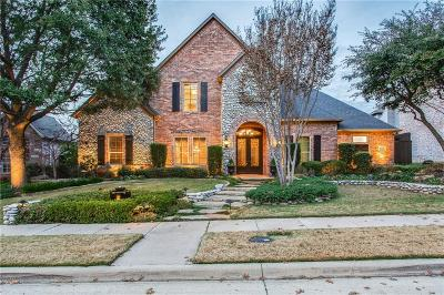 Denton County Single Family Home For Sale: 4928 Northshore Drive