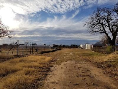 Bangs Residential Lots & Land For Sale: Tbd Switzer Street