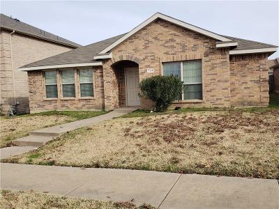 Desoto Single Family Home For Sale: 724 Canyon Place