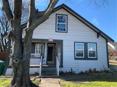 McKinney Single Family Home For Sale: 910 S Chestnut Street