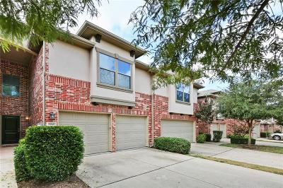 Allen Townhouse For Sale: 1021 Lucy Lane