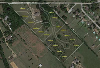Rockwall, Royse City, Fate, Heath, Mclendon Chisholm Residential Lots & Land For Sale: Lot 17 Enclave Court