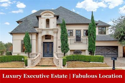Collin County Single Family Home For Sale: 5740 Quebec Lane