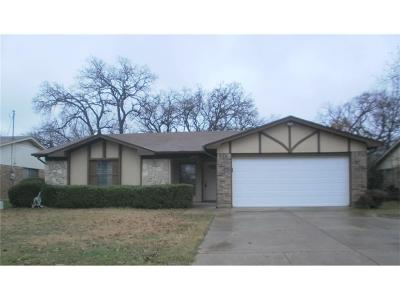 Arlington Residential Lease For Lease: 3800 Mahonia Court