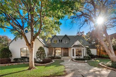 Irving Single Family Home For Sale: 224 Steeplechase Drive