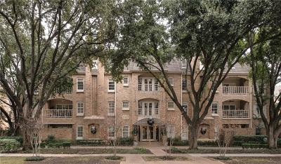 Highland Park TX Condo For Sale: $529,000