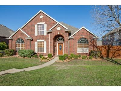 Carrollton Single Family Home Active Option Contract: 3626 Field Stone Drive