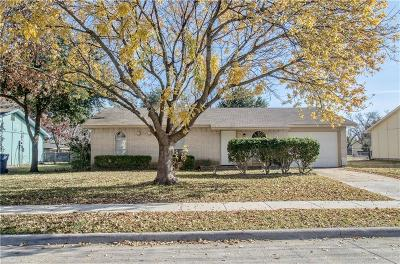 Garland Single Family Home For Sale: 4025 Commonwealth Drive